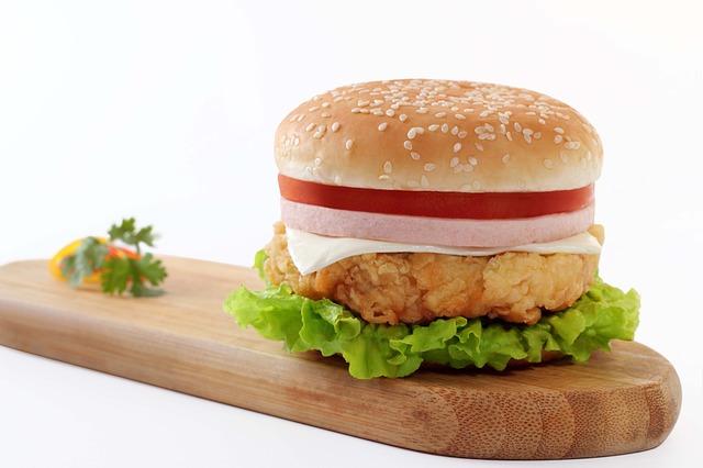 Recetas de Mini hamburguesas divertidas de pescado para niños