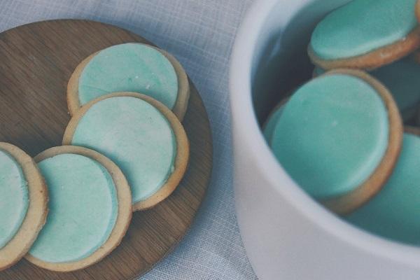 Cómo hacer galletas decoradas para primera comunión