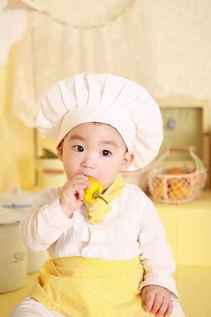 Cocinar con niños otra forma de jugar