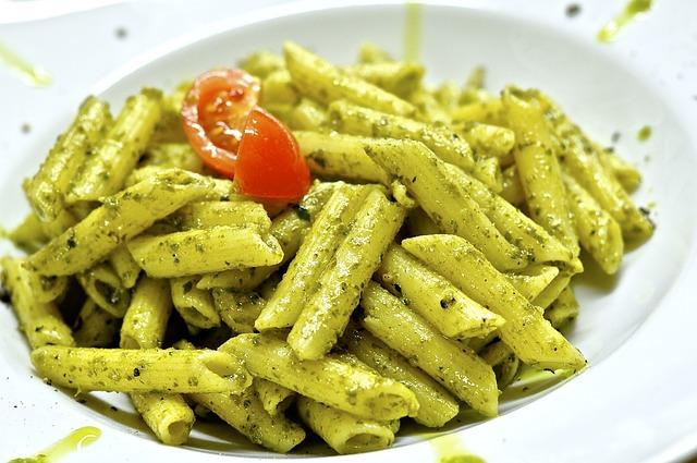 Salsas fáciles salsa pesto para pasta