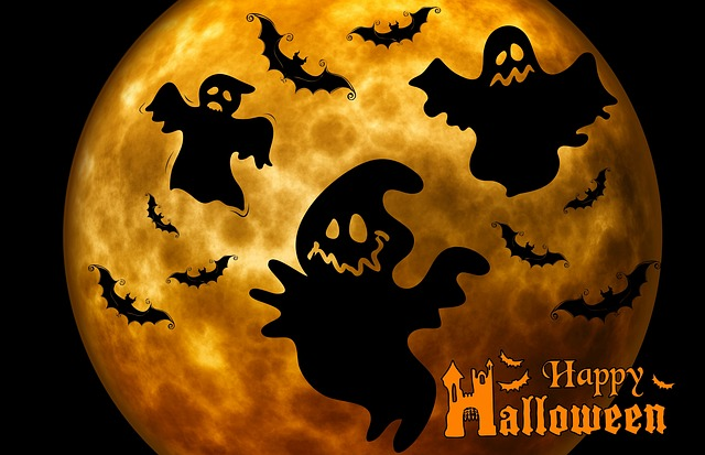 Dulces terroríficos de Halloween