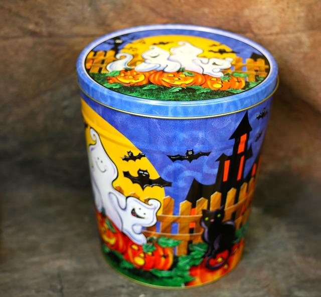 Dulces terroríficos para Halloween