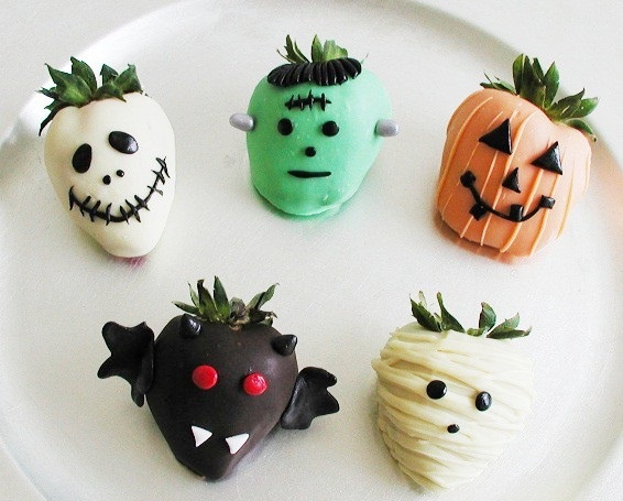 Merienda de miedo para preparar en Halloween