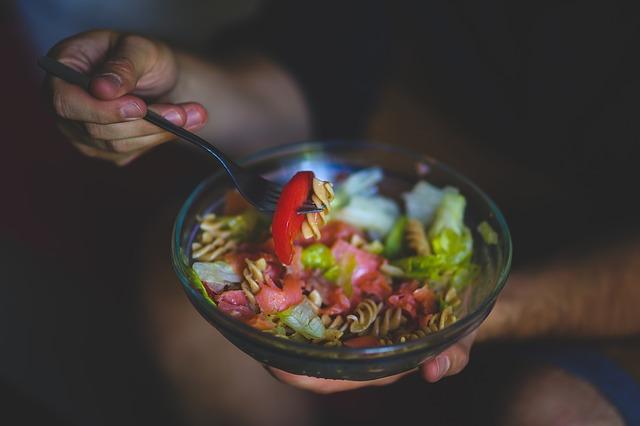 Recetas de ensalada de pasta con verdura
