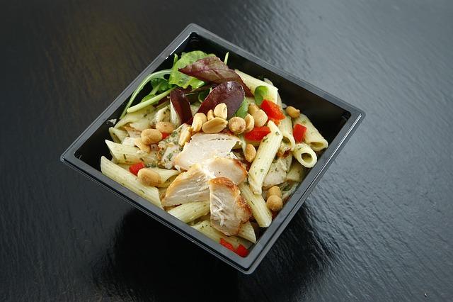 Recetas de ensalada de pasta