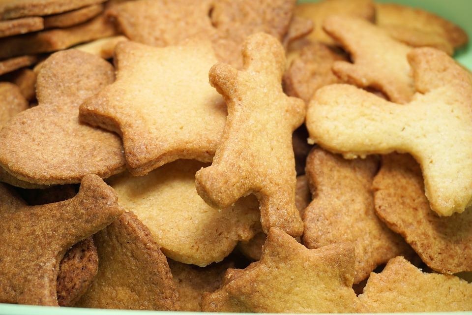 Recetas de galletas fáciles para niños: hechas