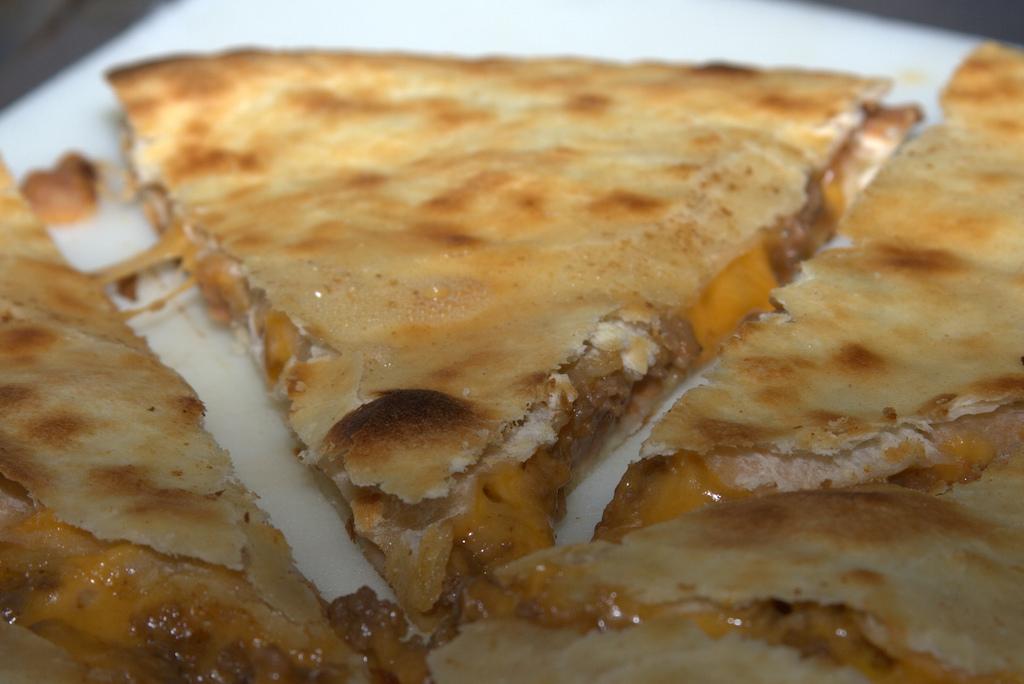 4 recetas vegetarianas para niños perfectas-quesadillas