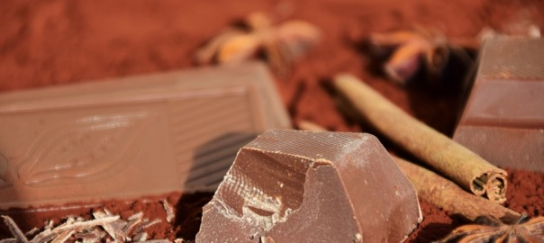 5 Dulces deliciosos con chocolate