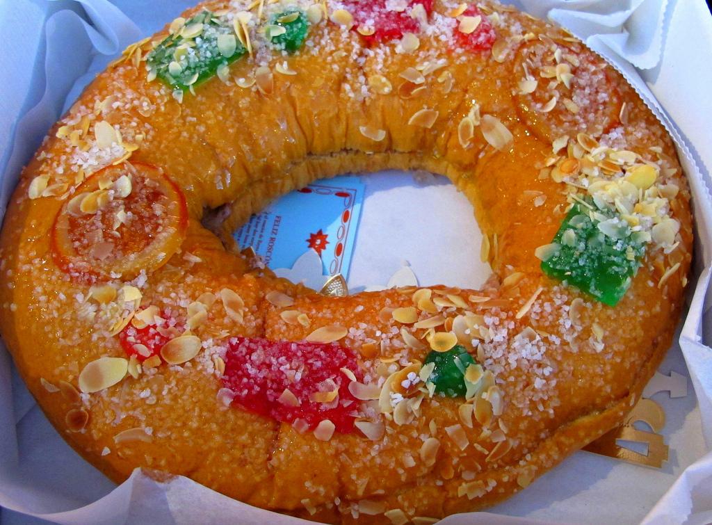 3 recetas fáciles del roscón de Reyes-Número 3