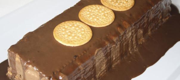 Ideas de tartas fáciles con galletas
