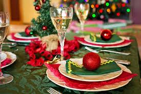 Platos navideños para niños